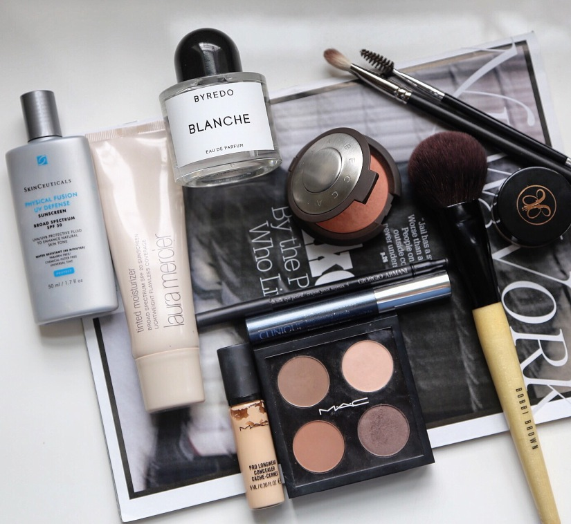 My Current Beauty Essentials … 10mins Getting Ready in the Morning (EN)
