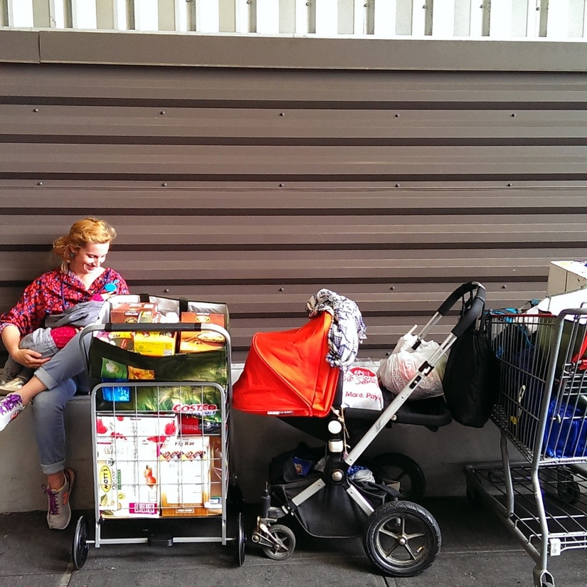 Grocery Shopping – Manhattan Style (EN)