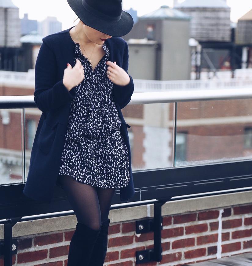 Outfit: Favorite All SeasonDress