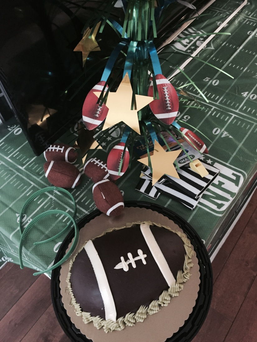 Leggins, Pferde und Panther – unser erster Super Bowl(DE).