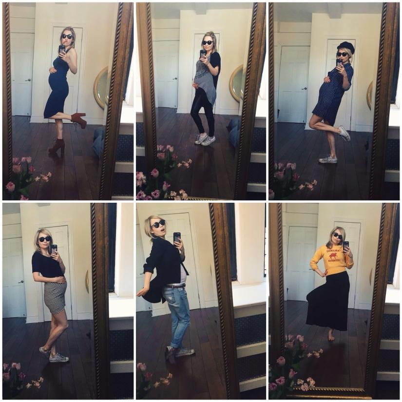 Outfits: Plautzentage – Style the Bump(DE)