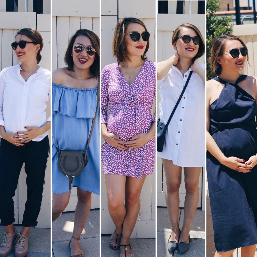Outfits: Style the Bump #3 (EN)