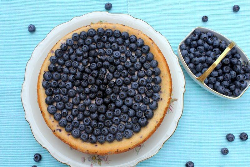 Heidelbeer – Cheesecake(DE)
